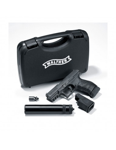 Walther PPQ M2 Navy Kit 9 mm P.A.K.